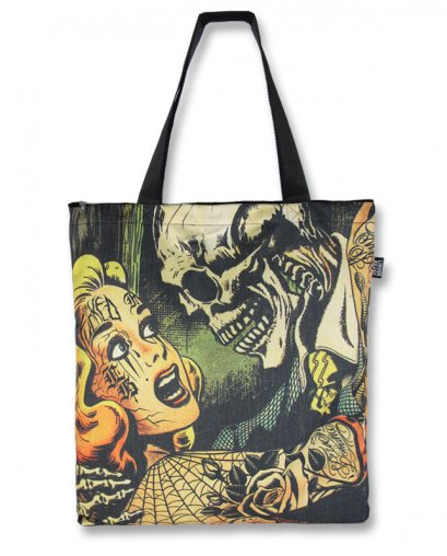 Liquor Brand HORROR Accessories Tasche
