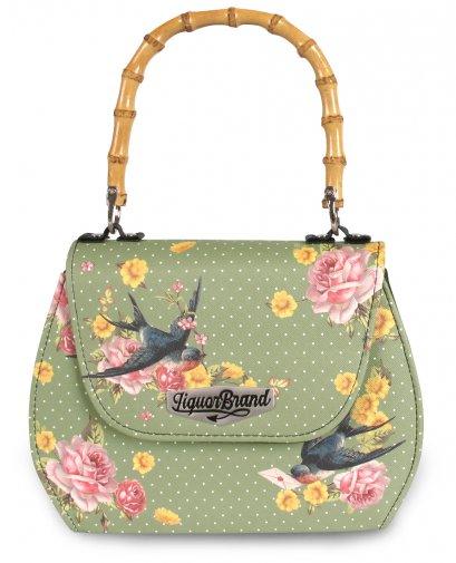 Liquor Brand SPARROWS GREEN Zubehör Tasche-Handtasche