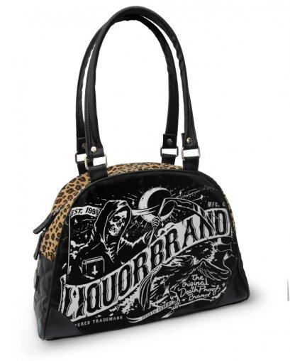 Liquor Brand DEATH BANNER Zubehör Taschen-Handtaschen