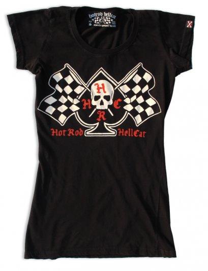 Hotrod Hellcat SPADE Women T-Shirts