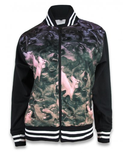Liquor Brand WOLVES Women Jackets.