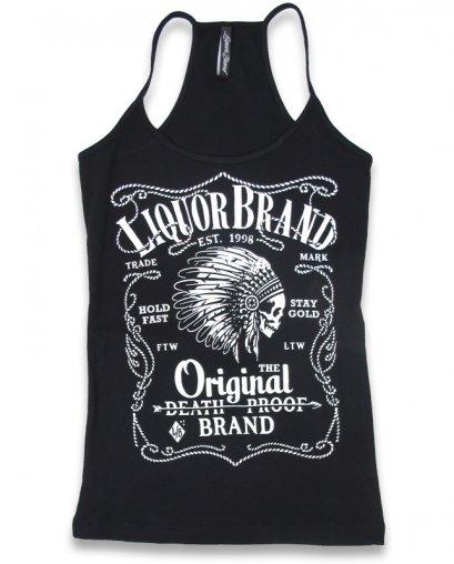 Liquor Brand FIREWATER Damen Tank Tops