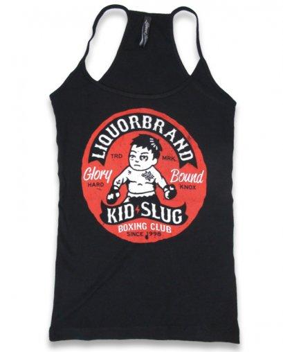 Liquor Brand KID SLAG Damen Tank Tops