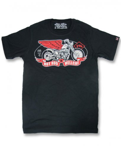 Hotrod Hellcat MC Men T-Shirts