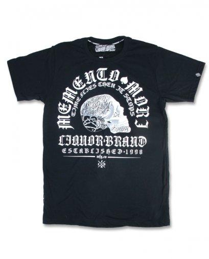 Liquor Brand MOMENTO MORI Herren T-Shirts