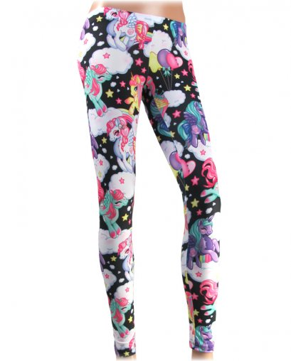 Liquor Brand PEGASUS Women Leggings