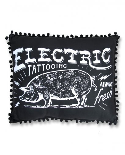 Liquor Brand ELECTRIC PIG Accessories Pillow