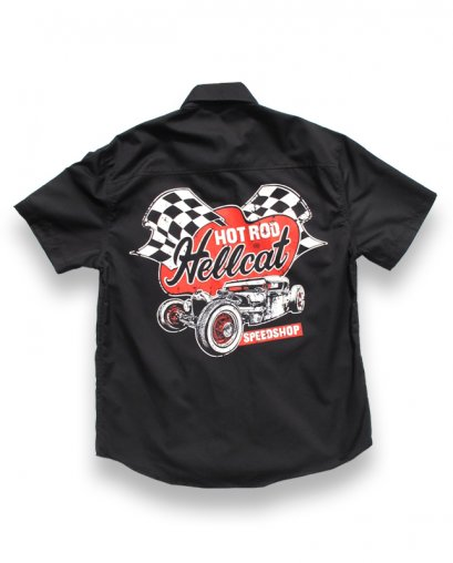 Hotrod Hellcat SPEEDSHOP Men Workshirt