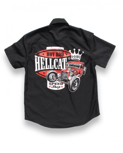 Hotrod Hellcat SPEEDKING Herren Hemd