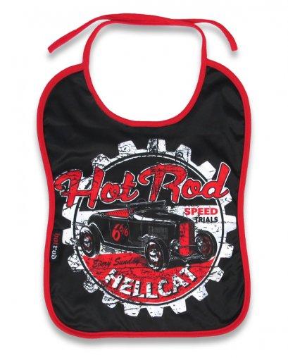 Hotrod Hellcat SPEEDTRIALS Lätzchen Baby