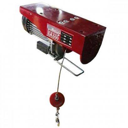 รอกสลิงไฟฟ้า2เส้นS-POWER500Kg.#PA50