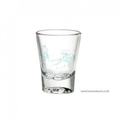 แก้ววอดก้าราศีมีน-Pisces-Vodka-Glass