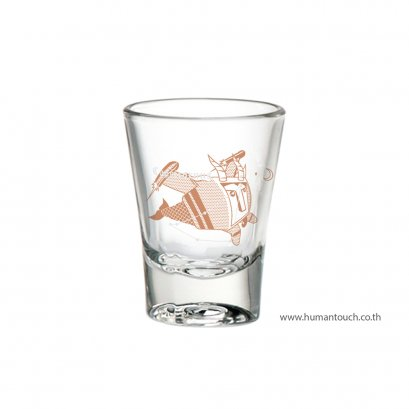 แก้ววอดก้าราศีมกร-Capricorn-Vodka-Glass