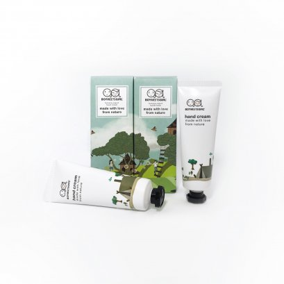 BANANA_YOGURT : Hand Cream 25 ml. x 2 tube