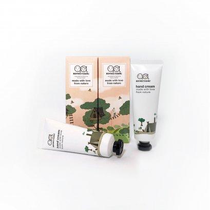 STAWBERRY_BANANA :Hand Cream 25 ml. x 2 tube
