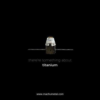 9 เรื่องจริงของไทเทเนียม There're Something about Titanium