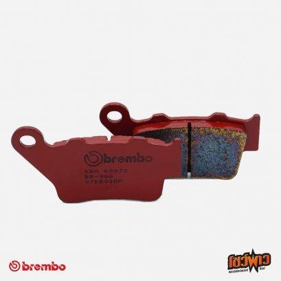 ผ้าเบรค brembo 07BB02SP