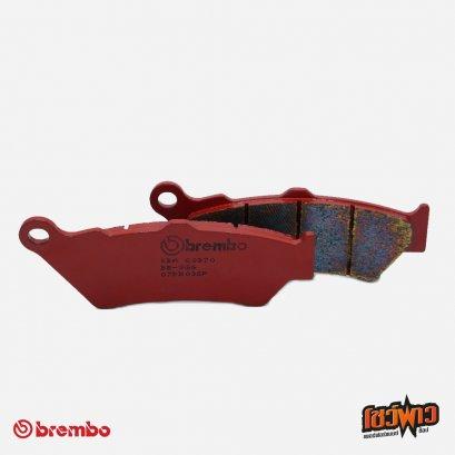 ผ้าเบรค brembo 07BB03SP