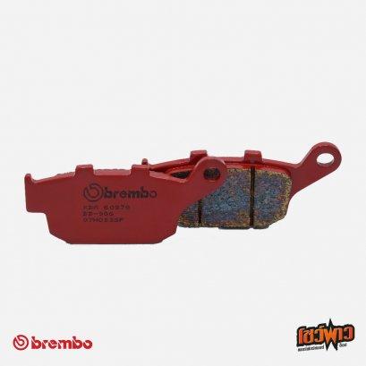 ผ้าเบรค brembo 07HO53SP