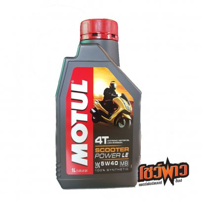 Motul 4T Scooter POWER LE 5W40