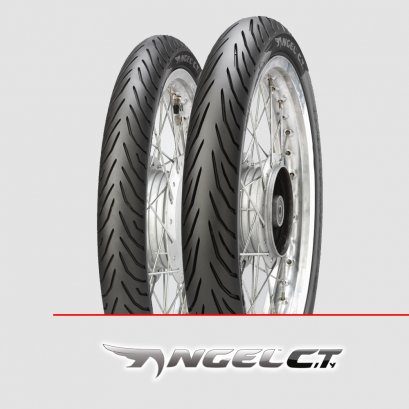 Pirelli ANGEL CT : 2.50-17 + 2.75-17