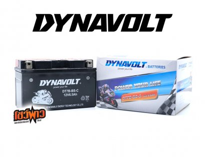 DYNAVOLT Battery DT7B-BS-C