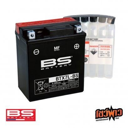 BS BATTERY BTX7L-BS (MF)