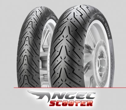 Pirelli ANGEL SCOOTER :  100/80-14 + 120/70-14