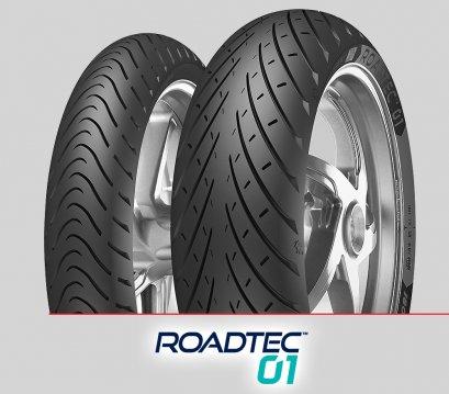 Metzeler Roadtec 01 : 110/80R19+150/70R17
