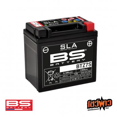 BS BATTERY  BTZ7S (FA)