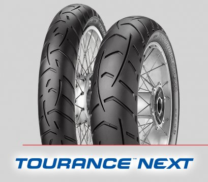 Metzeler Tourance Next: 90/90-21+150/70R18