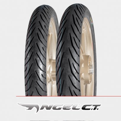 Pirelli ANGEL CT : 80/90-17 + 80/90-17