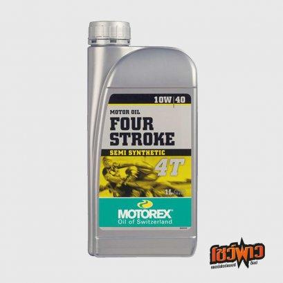 MOTOREX FOUR STROKE 10W40