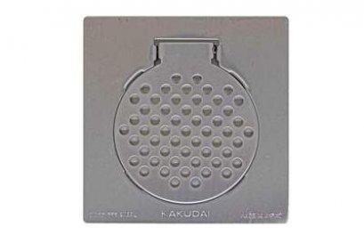"""4207 ตะแกรงพื้น  6""""x6"""" (Floor Drain) - KAKUDAI"""