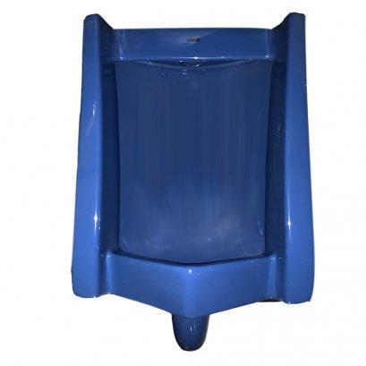 K-17387X-B โถปัสสาวะชาย รุ่น คริสตัล สีน้ำเงิน