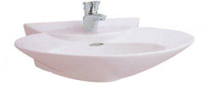 LW908 อ่างล้างหน้าแบบแขวน รุ่น ROYAL ELITE [ สีขาว, สีชมพู (Pastel Pink) ]- TOTO