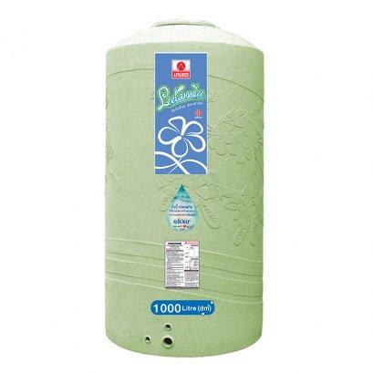 LDS1000 ถังเก็บน้ำบนดิน เอลิเซอร์ (Water Tank Elixer) แบบเดินท่อภายใน - ADVANCE