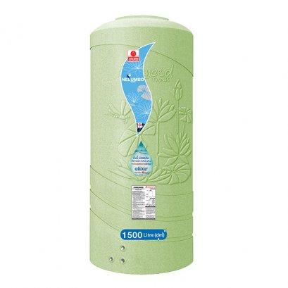 NLS1500 ถังเก็บน้ำบนดินเอลิเซอร์แบบเดินท่อภายในความจุ 1500 ลิตร - ADVANCE