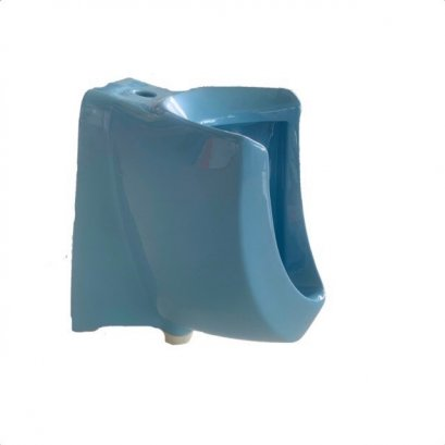 TF-412 โถปัสสาวะชาย สีฟ้า (Wall Urinal)- American Standard