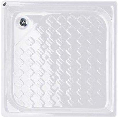 TF_7330 ถาดรองอาบน้ำสี่เหลี่ยมแบบลอยตัว + สะดือน้ำทิ้ง (SQUARE SHOWER TRAY) - American Standard