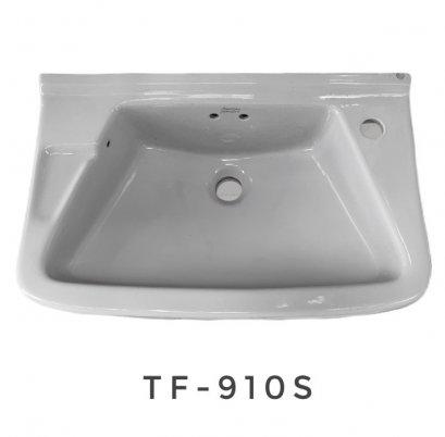 TF-910S อ่างล้างหน้า แบบแขวนผนัง  (Lavatory) สีเทา รุ่น AMERICANA - American Standard