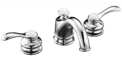 K-8658X-CP  ก๊อกผสมอ่างล้างหน้า (Lavatory Faucet) รุ่น Fairfax - KOHLER