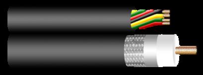 RG-6/U TVRO COAXIAL CABLE