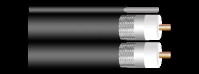 RG-6/U DROP CABLE STANDARD SERIES
