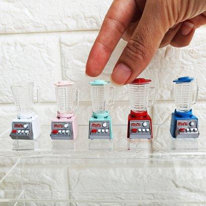 Dollhouse Miniature Kitchenware Electric Blender Mixer Machine Mixed 5 Pieces