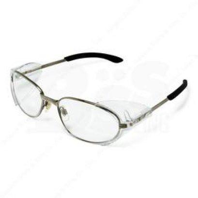 แว่นตานิรภัยCREWS R2120กรอบโลหะ