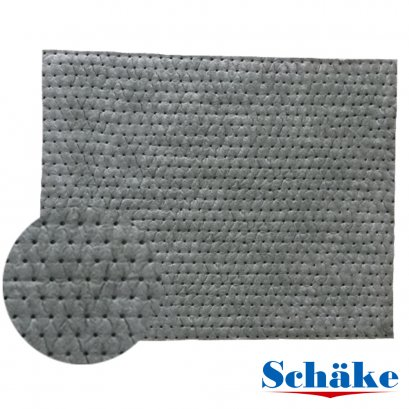 Universal absorbent pads