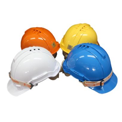 หมวกนิรภัยS-GUARD ปรับหมุน รุ่นJ1 มีรูระบาย