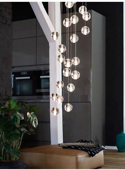 PENDANT โคมไฟแขวนเพดาน รุ่น OLIVE EVE-00419