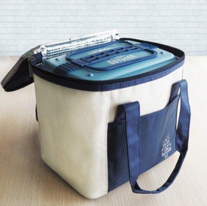 ปิ่นโต3ชั้น,กล่องใส่ข้าวพลาสติก+กระเป๋าเก็บอุณหภูมิ